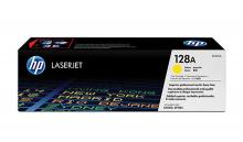 HP 128A Yellow LaserJet Toner
